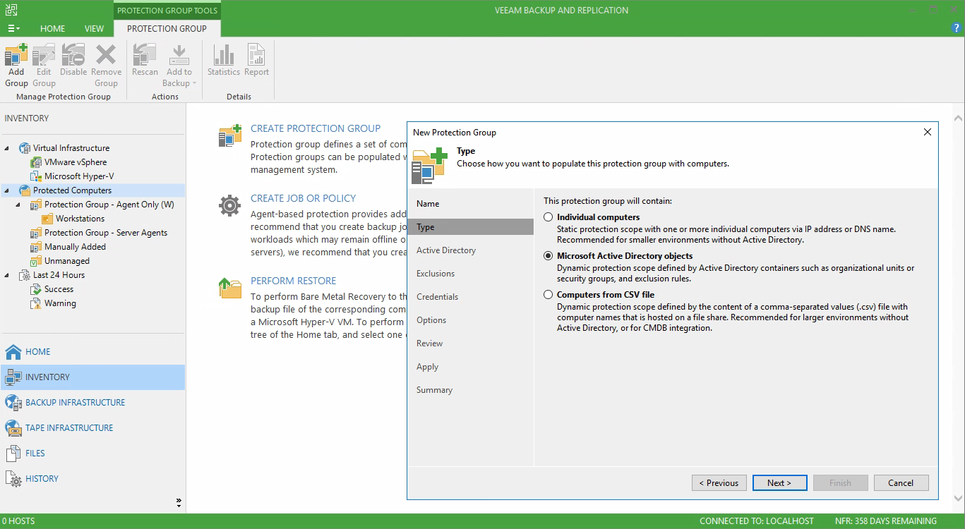 Veeam announces availability of major new flagship release